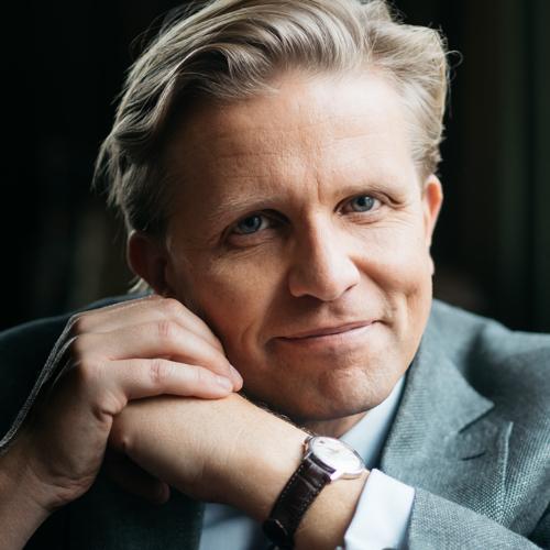 Intervju pågår: David Stiernholm